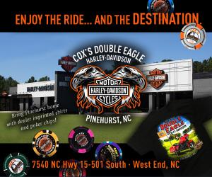 Cox's Double Eagle Harley