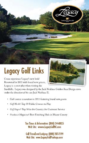 Legacy Golf Full